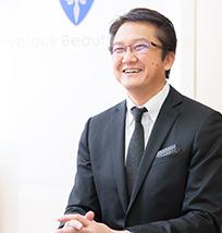 代表取締役社長 田中成臣